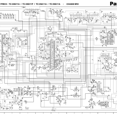 Panasonic Car Audio Wiring Diagram Color Code For Trailer Schematic Circuit Great Installation Of Third Level Rh 7 18 16 Jacobwinterstein Com Television Tv
