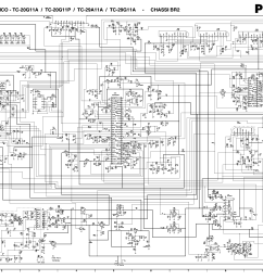 television rca schematic diagram get free image about wiring diagram tv schematic circuit diagram panasonic schematic [ 2055 x 1453 Pixel ]