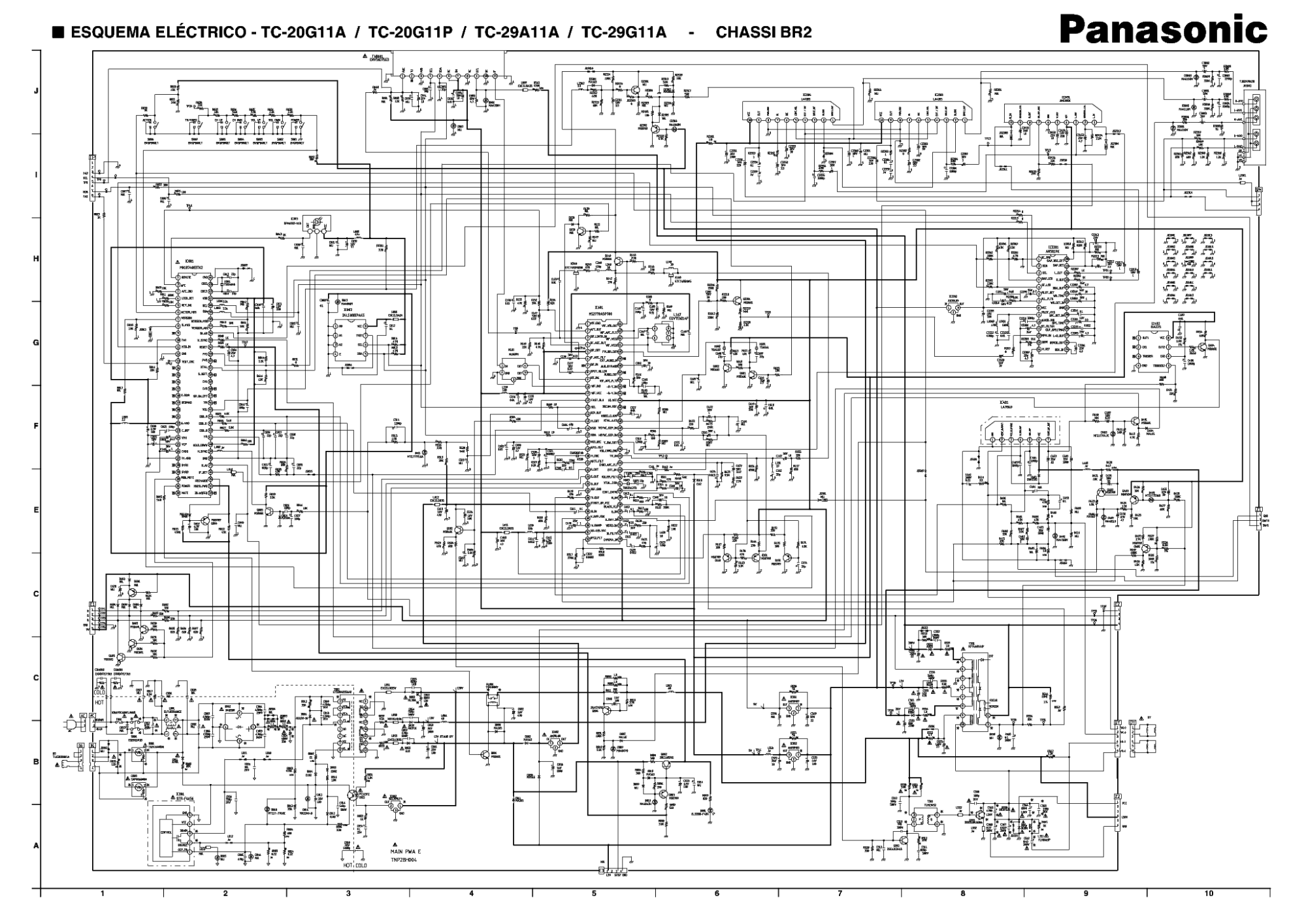 hight resolution of television rca schematic diagram get free image about wiring diagram tv schematic circuit diagram panasonic schematic