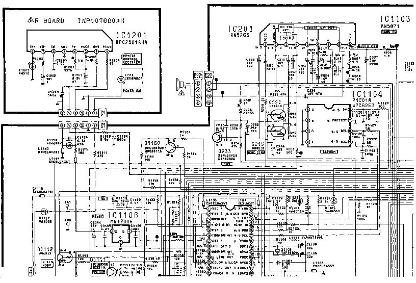PANASONIC KL1L3RP TV D Service Manual download, schematics