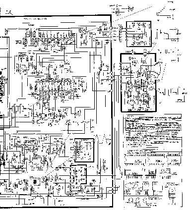 PANASONIC TC-144M Service Manual download, schematics