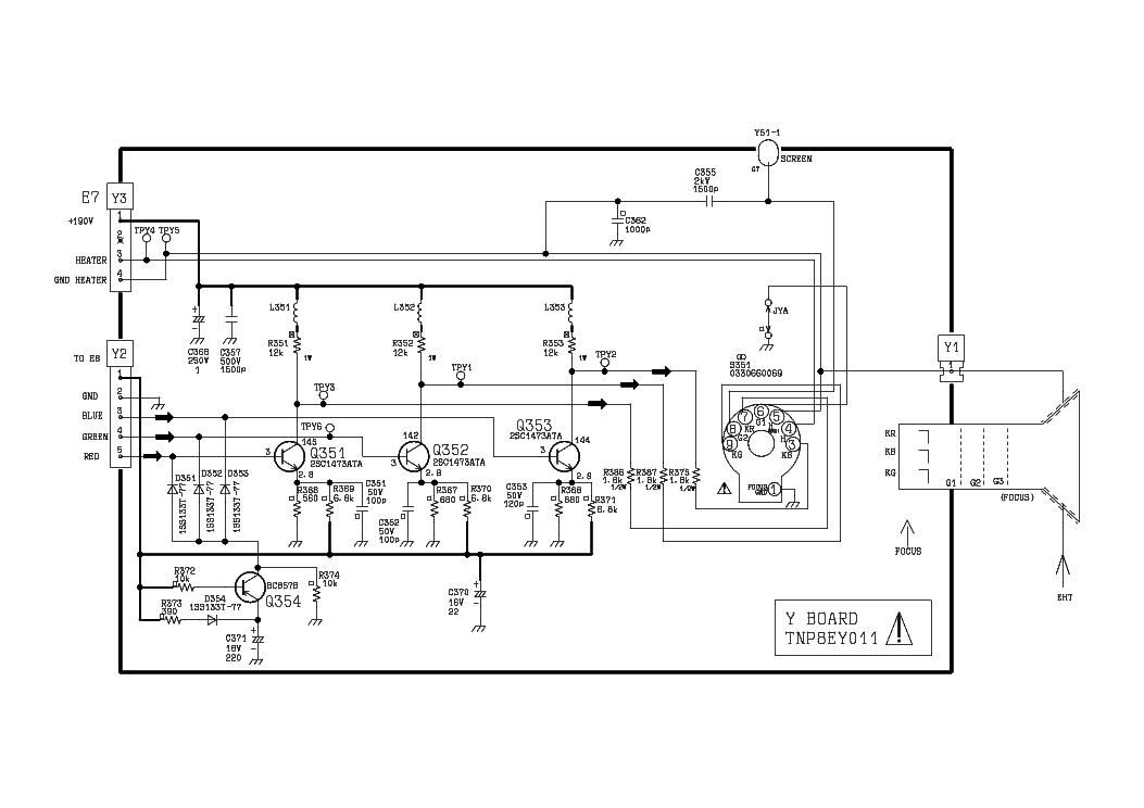 PANASONIC Z7 TX14C3TS Service Manual download, schematics