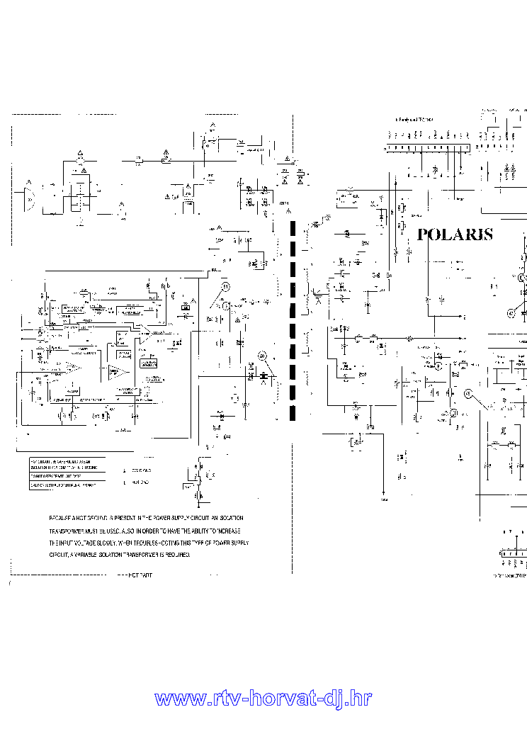 PHILIPS CHASSIS EM5.3E SCH Service Manual free download