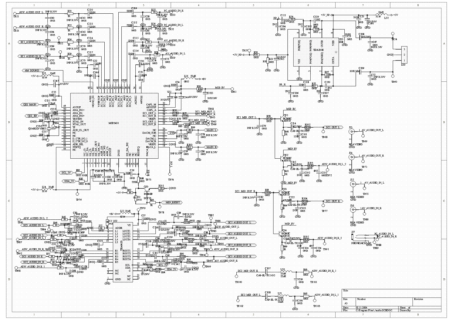 PHILIPS BEKO L6B VER-5 Service Manual download, schematics