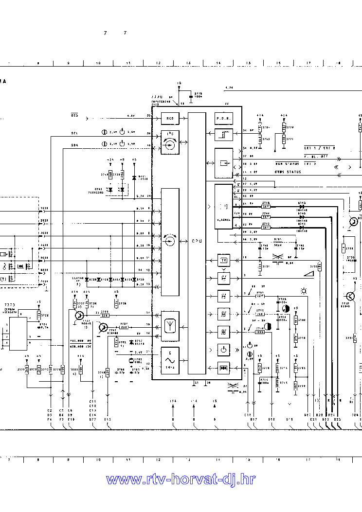PHILIPS G90B SCH Service Manual download, schematics