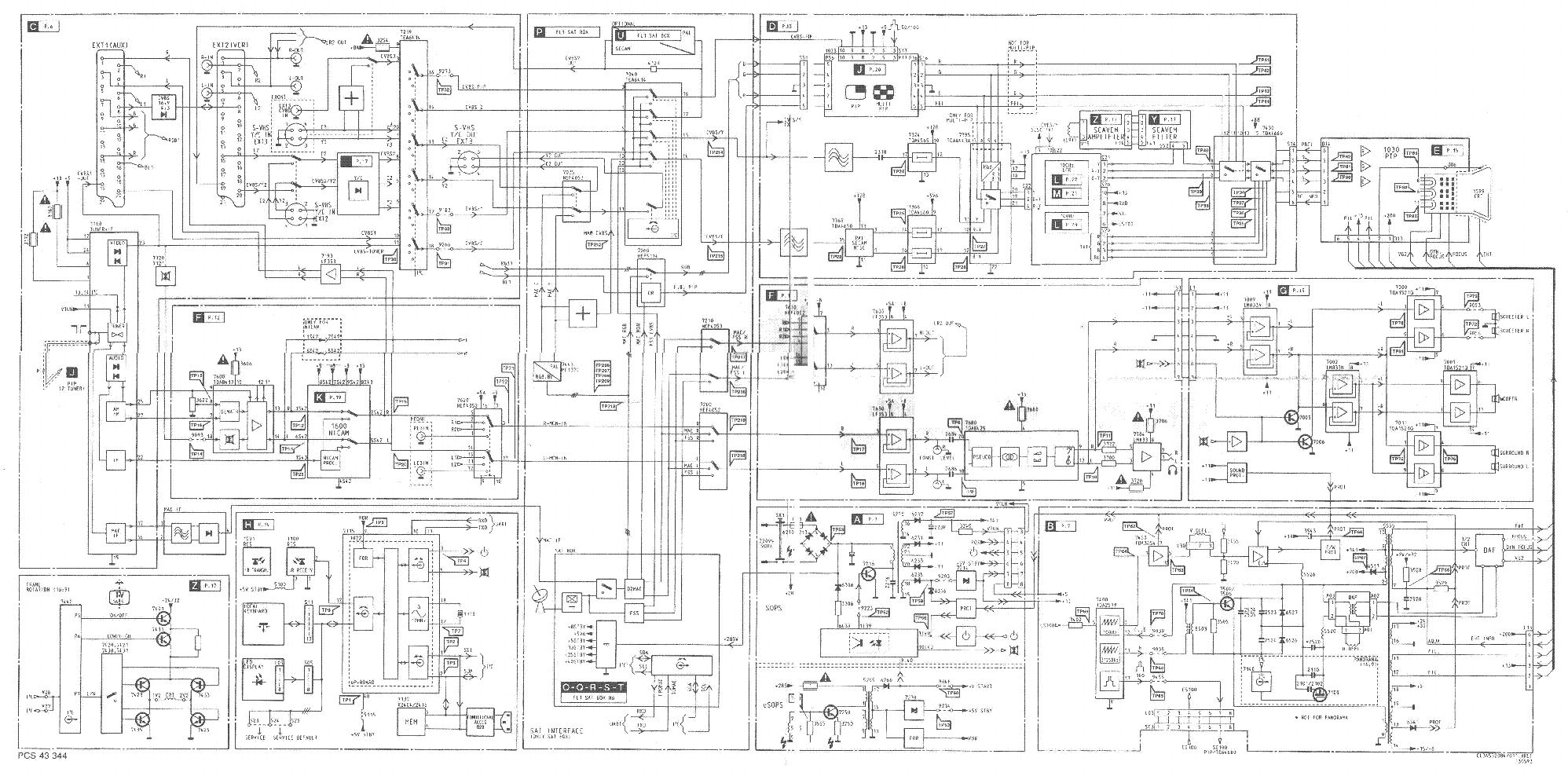 hight resolution of lcd wiring diagram free download schematic wiring library rh 17 skriptoase de philips 21 crt tv circuit diagram philips tv circuit diagram