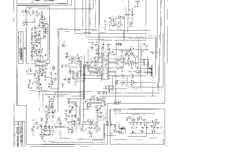 QUADRO CTV8212BT Service Manual download, schematics