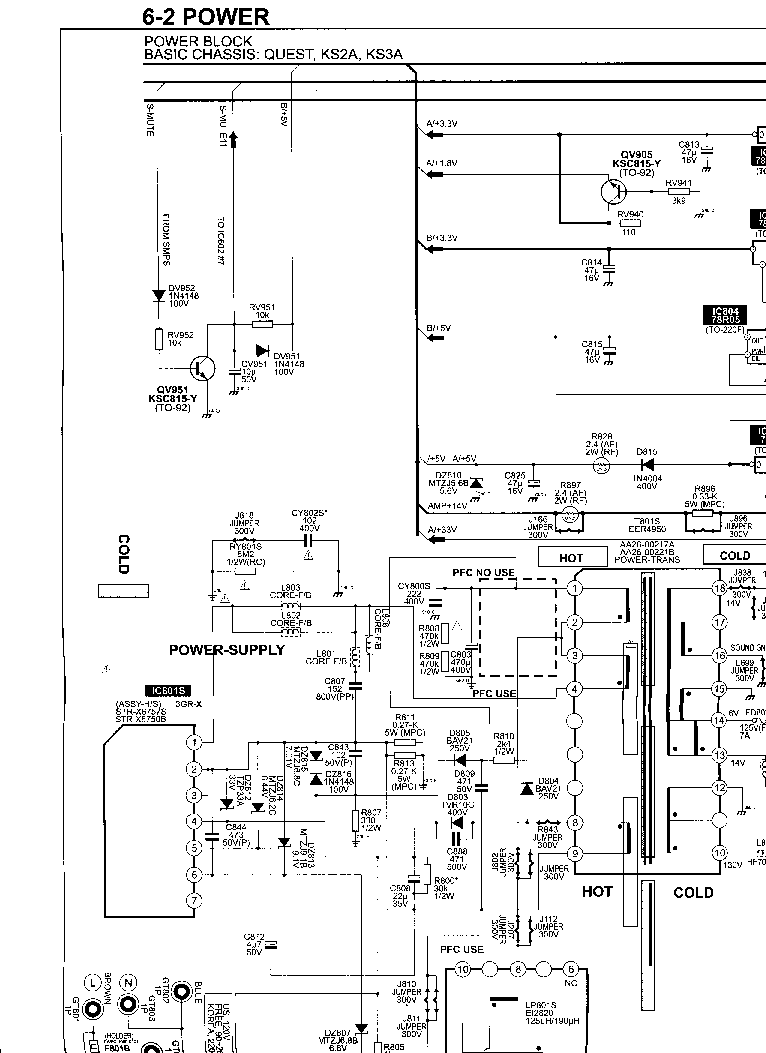 SAMSUNG CH KS7A Service Manual download, schematics