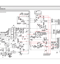 samsung chassis s16a schematic service manual 1st page  [ 1489 x 1053 Pixel ]