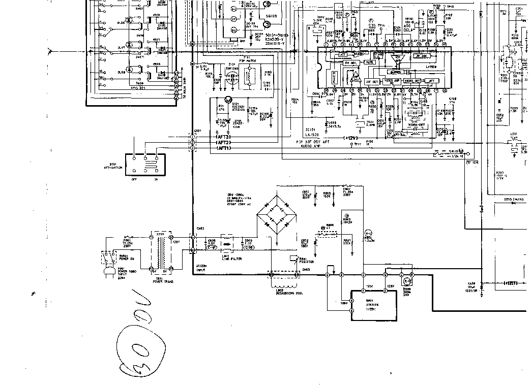 SAMSUNG CHASSIS P50 Service Manual download, schematics