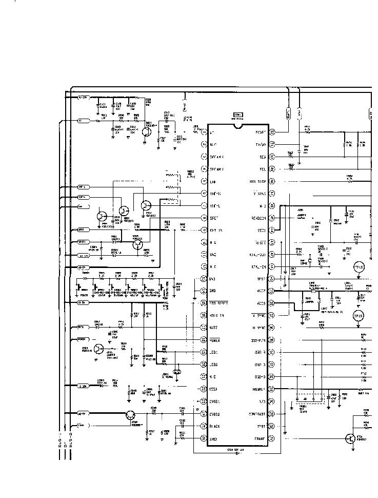 SAMSUNG CK3385TR Service Manual download, schematics