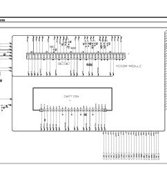 samsung hcm5525w schematic diagram sch service manual 1st page  [ 1489 x 1053 Pixel ]
