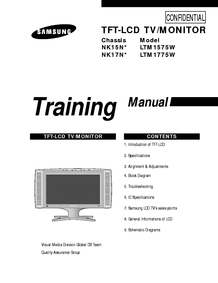 SAMSUNG HPR5052 Service Manual free download, schematics