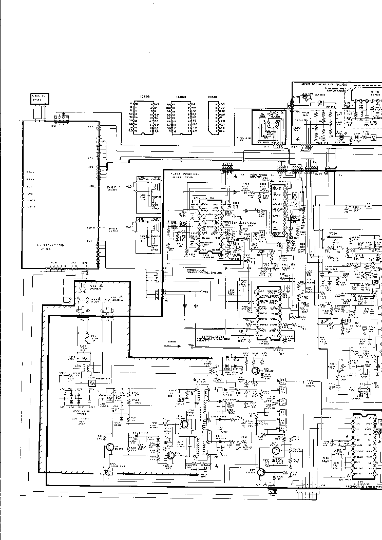 SANYO CLP-2128-00 Service Manual download, schematics