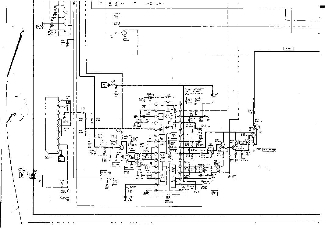 SANYO CTP-6765 Service Manual download, schematics, eeprom