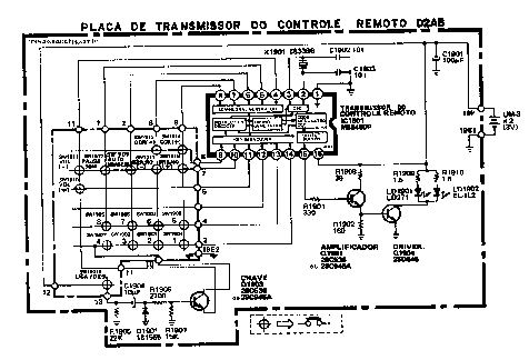 SANYO CTP6721 Service Manual download, schematics, eeprom