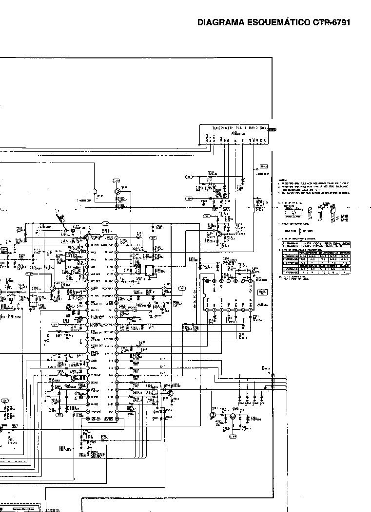 SANYO PDP-42XS1 PLASMA TV SM Service Manual download
