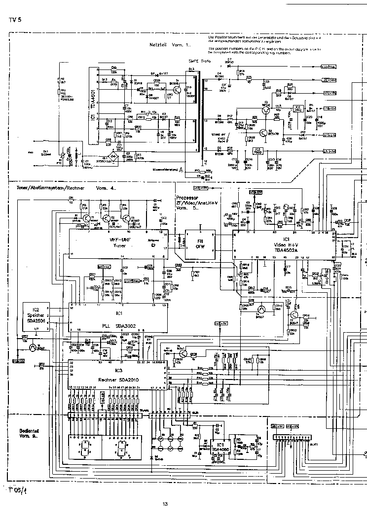 Electronic Circuit Diagrams Download