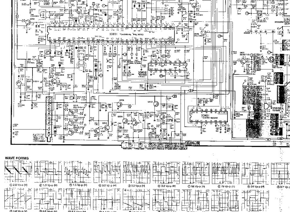 medium resolution of sharp 14lsc service manual 2nd page
