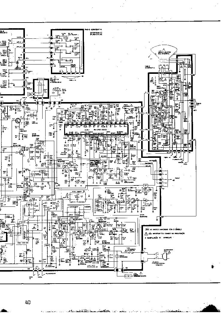 SHARP C-2025A SCH Service Manual download, schematics