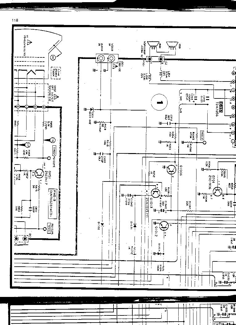 SHARP C-2093Y SCH Service Manual download, schematics
