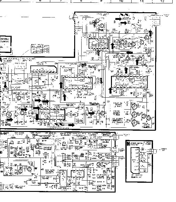 SONY CH RX2 KV-27XSTD Service Manual download, schematics