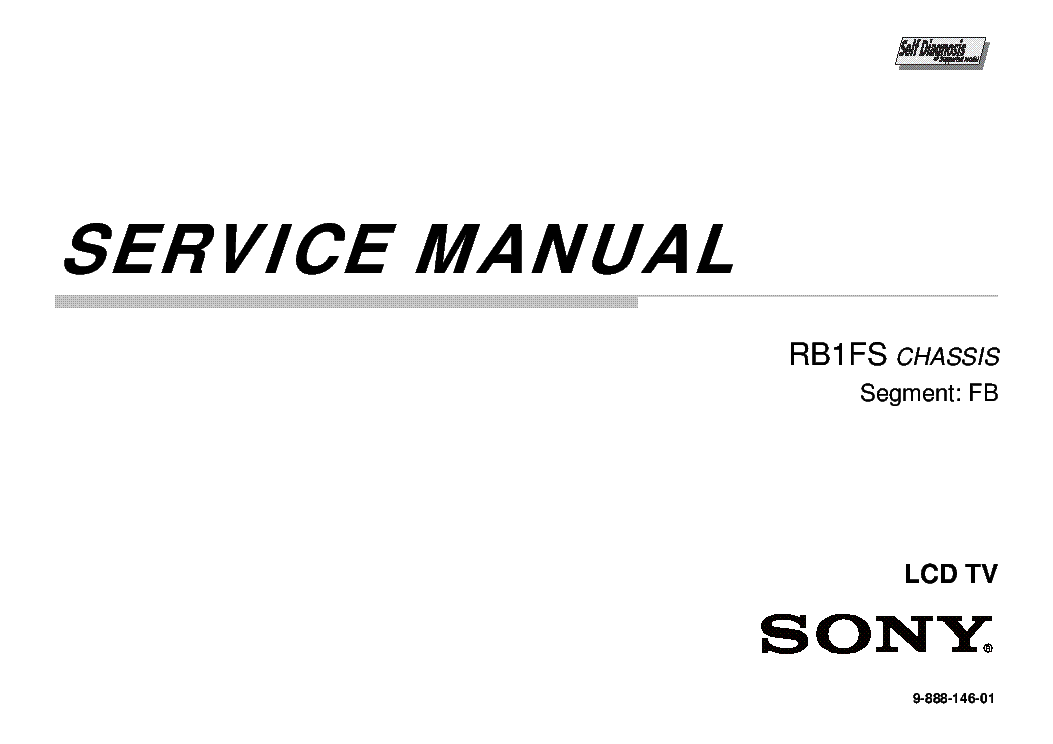 SONY KD-55X8500A KD-55X8504A KD-65X8500A KD-65X8504A