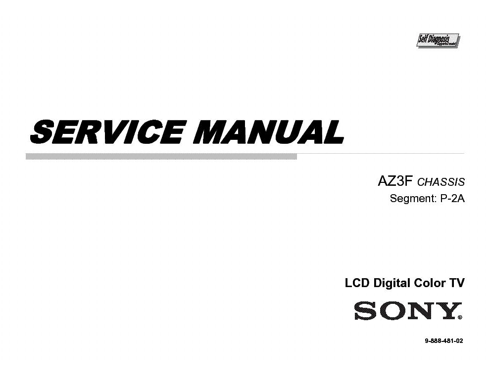SONY KDL-22EX550 EX553 EX555 KDL-26EX550 EX553 EX555 KDL