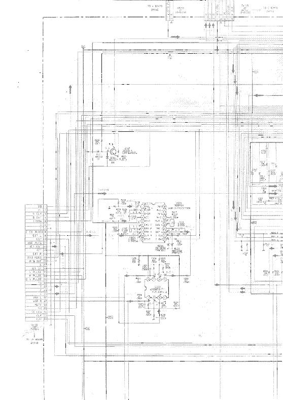 SONY KV 2959T SCH Service Manual download, schematics