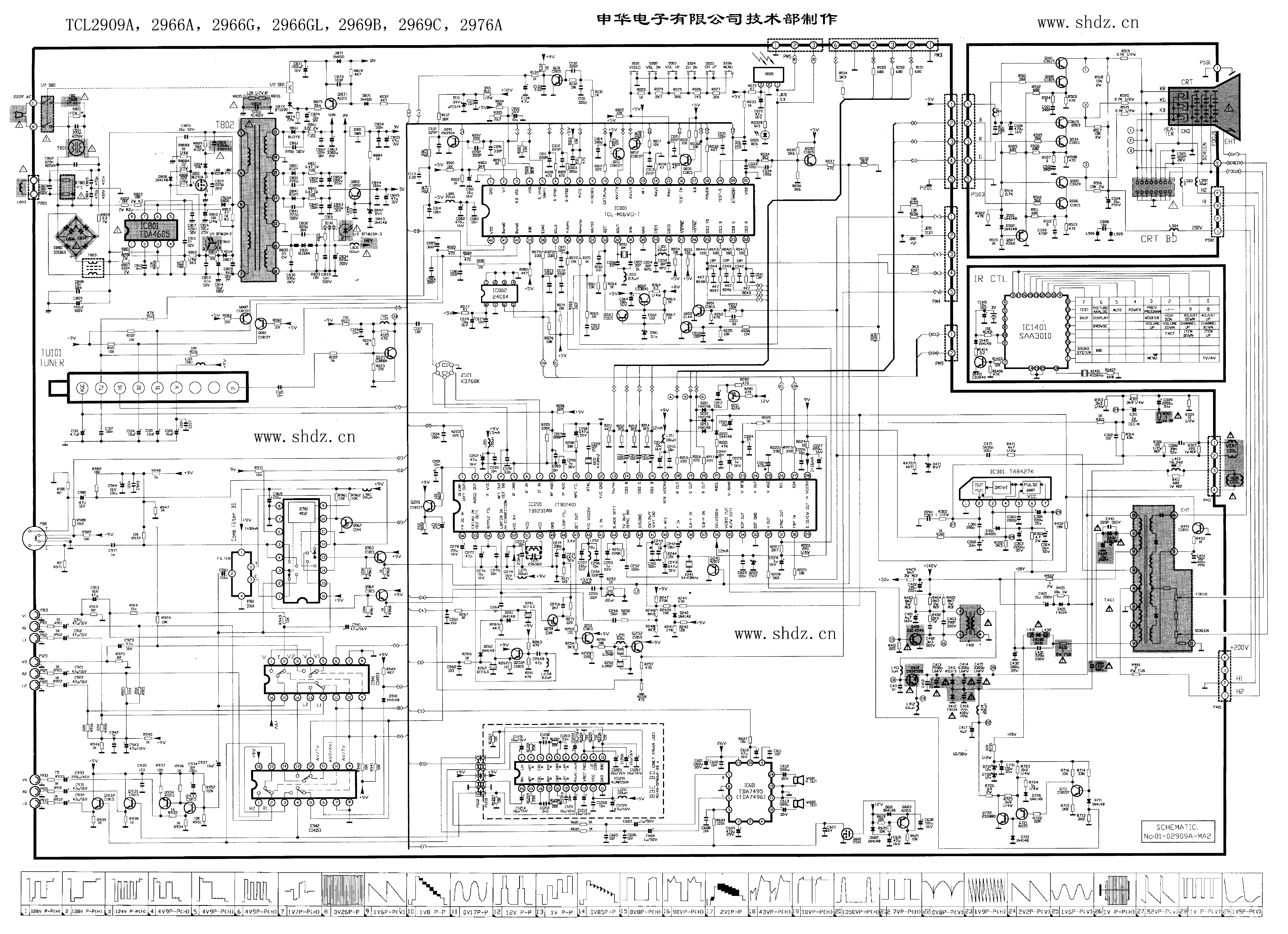 [DIAGRAM] Jvc Av N29220 Color Tv Schematic Diagram Manual