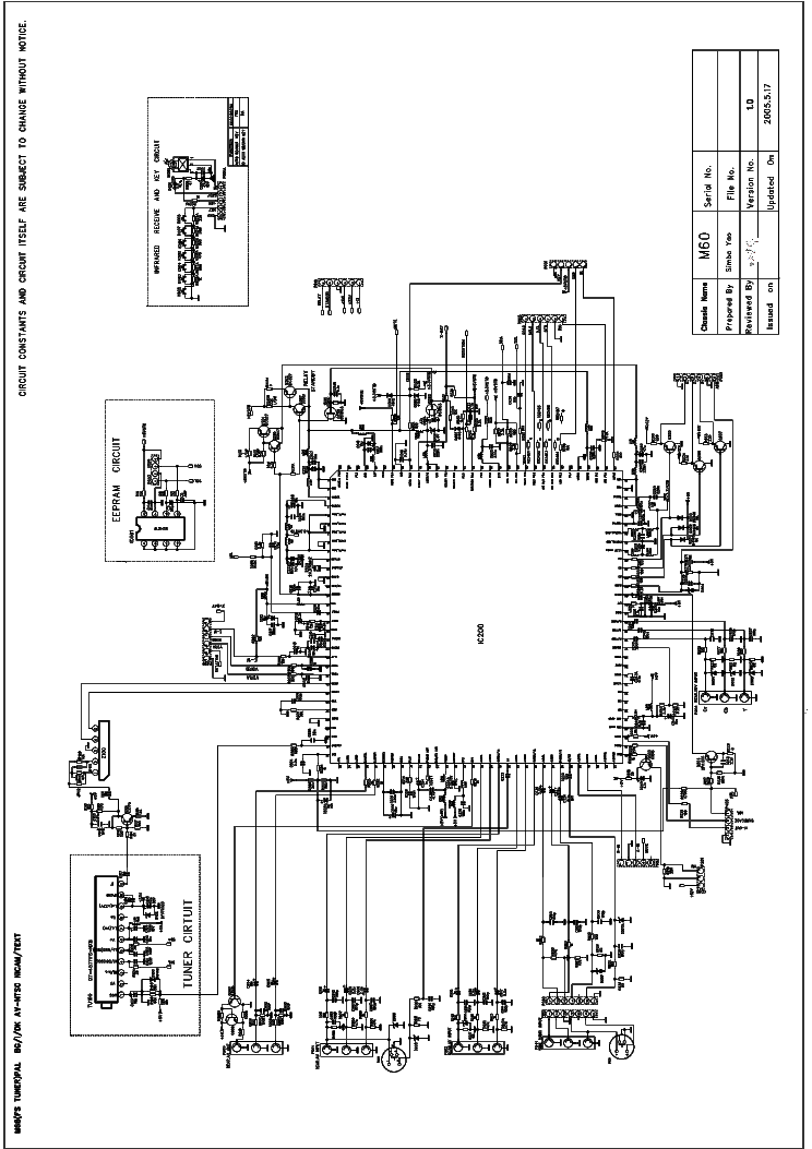 Service Manual Electronics Tcl - Auto Electrical Wiring Diagram