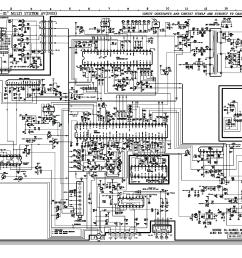 electronic circuit diagram tv program digital using lc863528c china tv circuit diagram free download electronic design [ 1488 x 1053 Pixel ]
