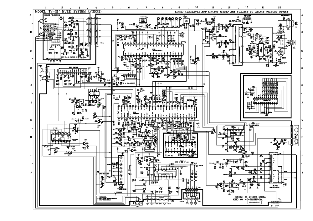 medium resolution of electronic circuit diagram tv program digital using lc863528c china tv circuit diagram free download electronic design