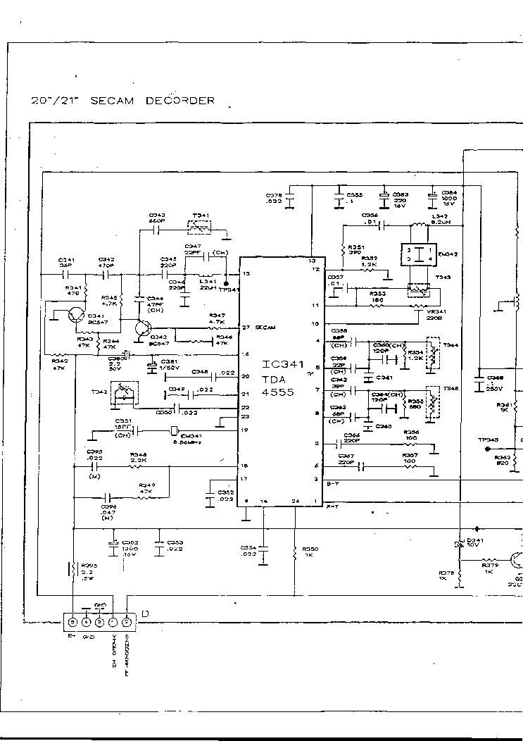 TELESTAR CHASSIS PT92 Service Manual download, schematics