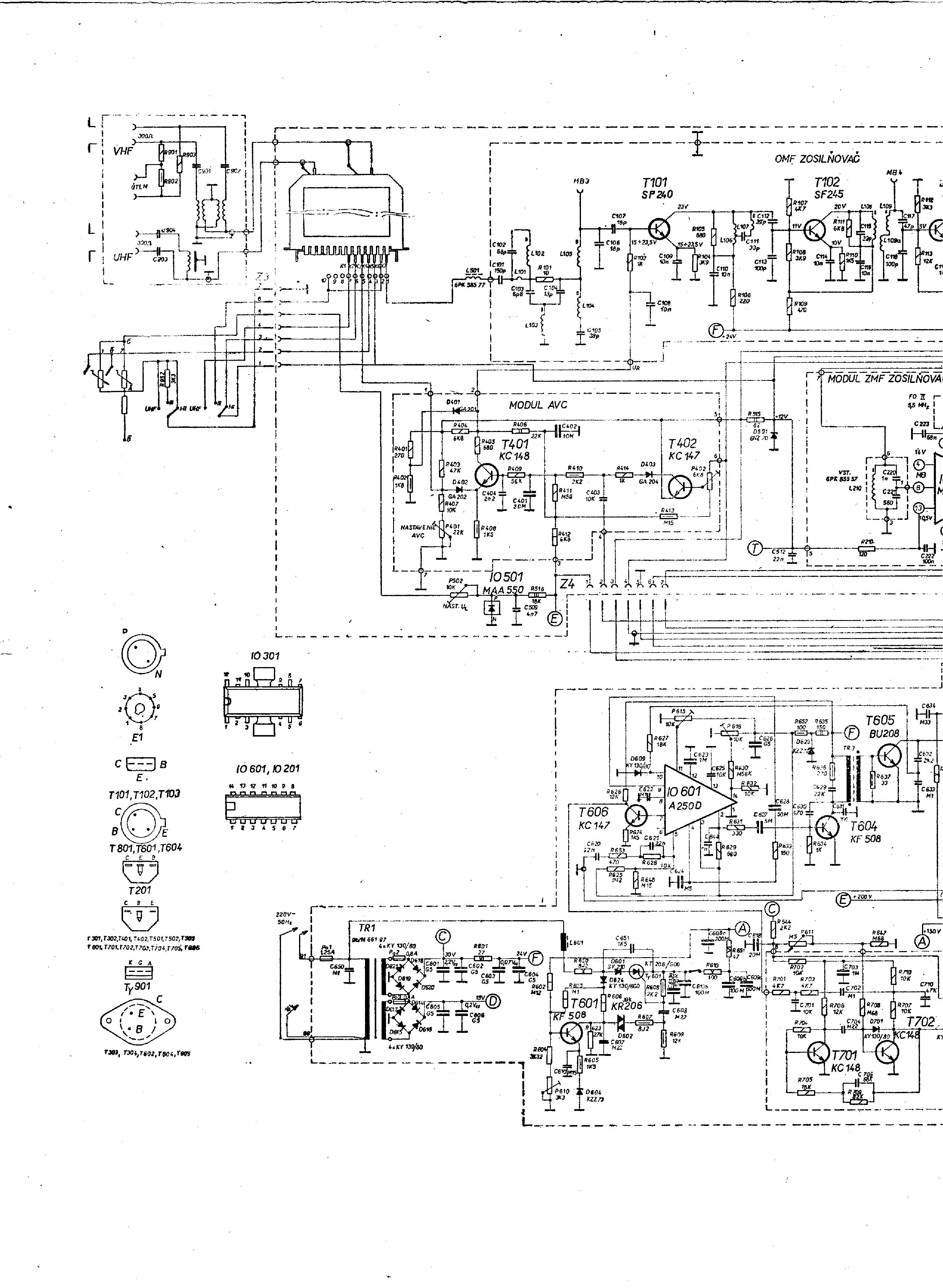 Tesla Schematics