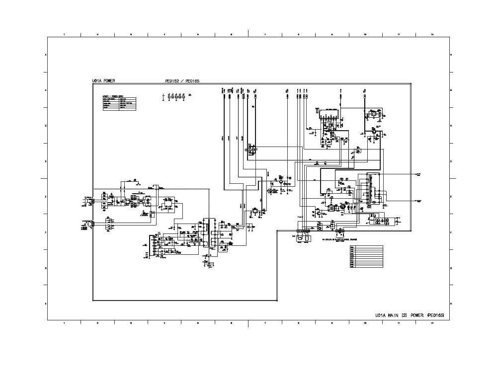TOSHIBA 15LZR28 SCH Service Manual download, schematics