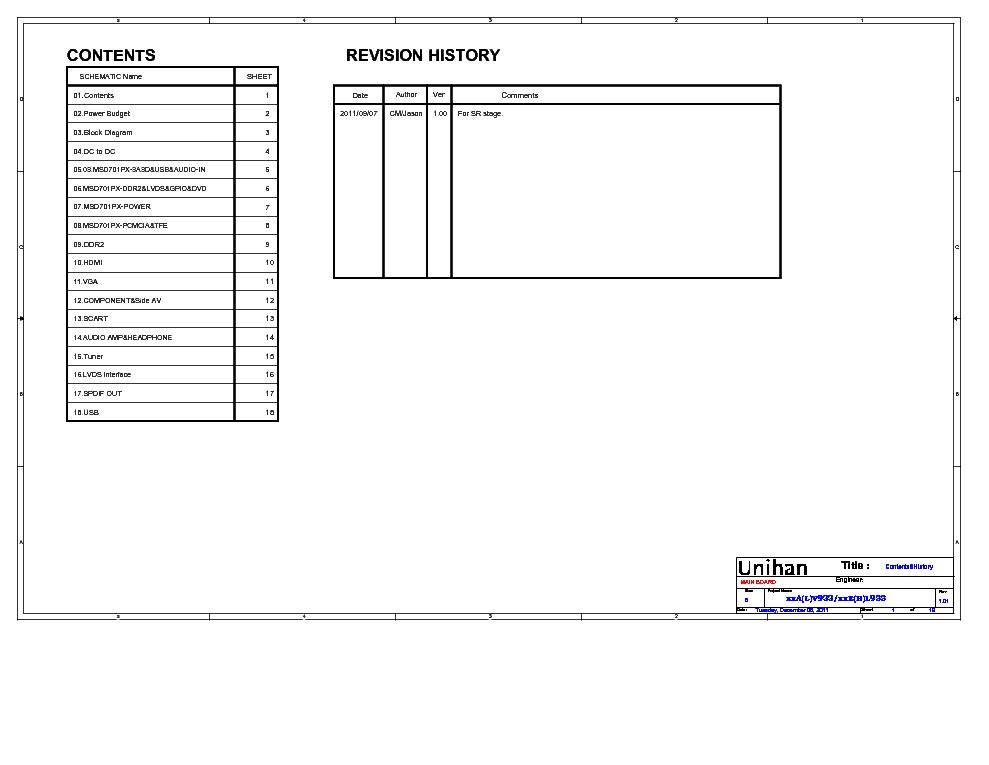TOSHIBA 27AF42-TAC0201-TAC0202CD Service Manual download