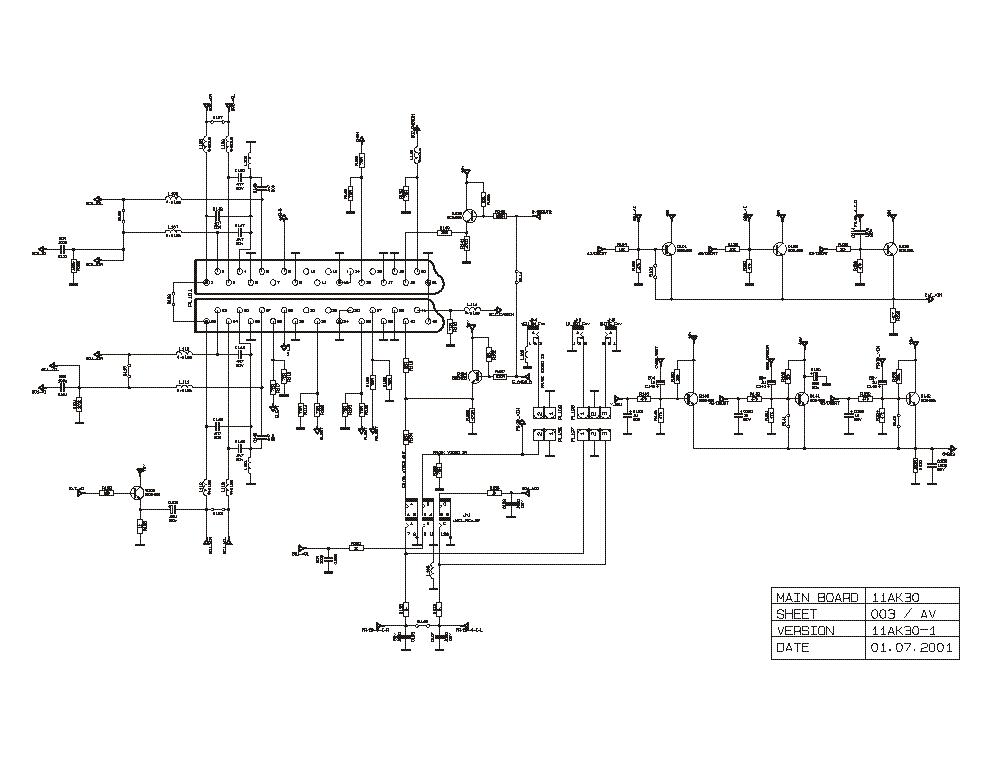 VESTEL 17MB12 ORION LCD-T2637S PT32S PT26S SM Service