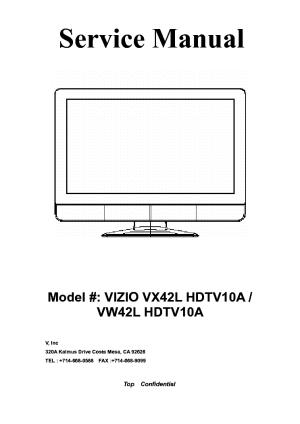Vizio Main Board Schematic Diagram Vizio Power Board Replacement, Vizio Projector, Vizio 32