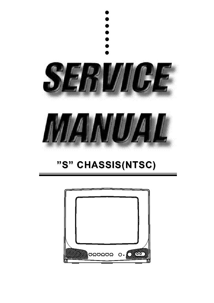 WATSON FA-5465 CHASSIS PT-11 SM Service Manual download