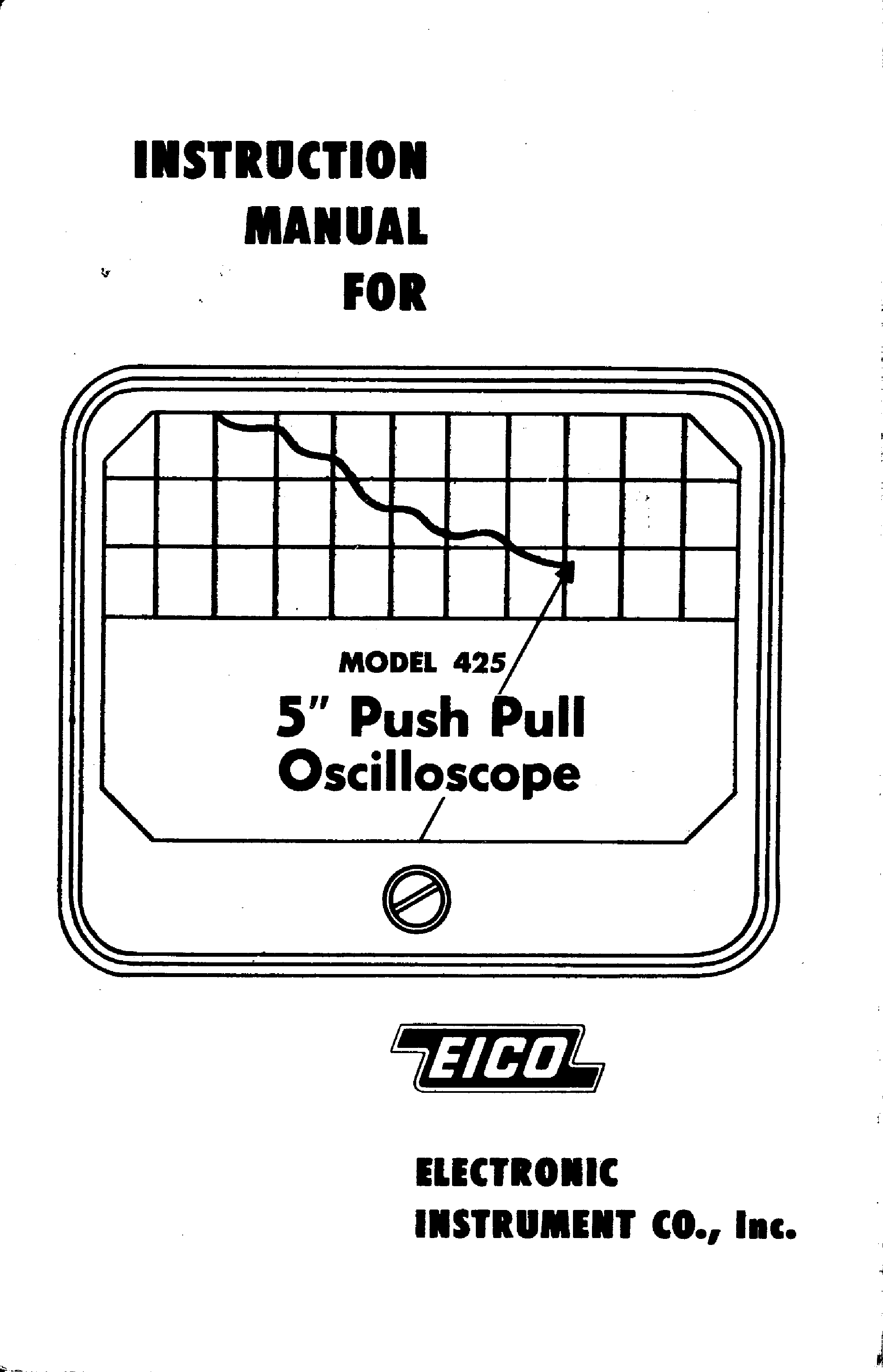 EICO 147 SIGNAL TRACER Service Manual download, schematics