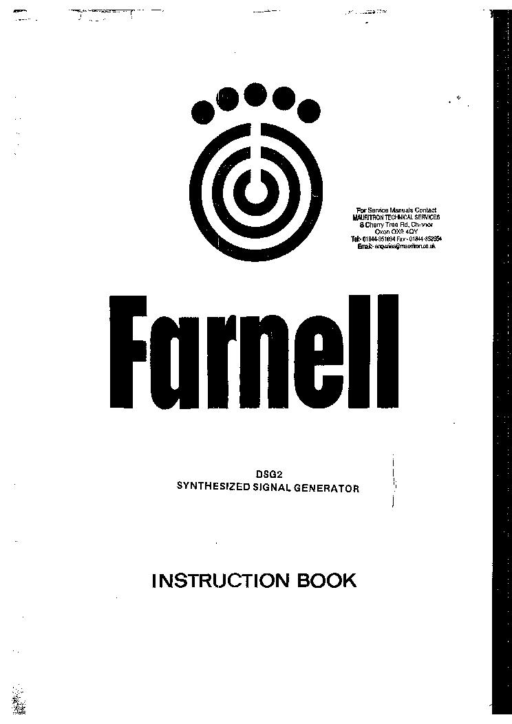 FARNELL LT30-1 LT30-2 POWER SUPPLY KETTOS LABORTAPEGYSEG