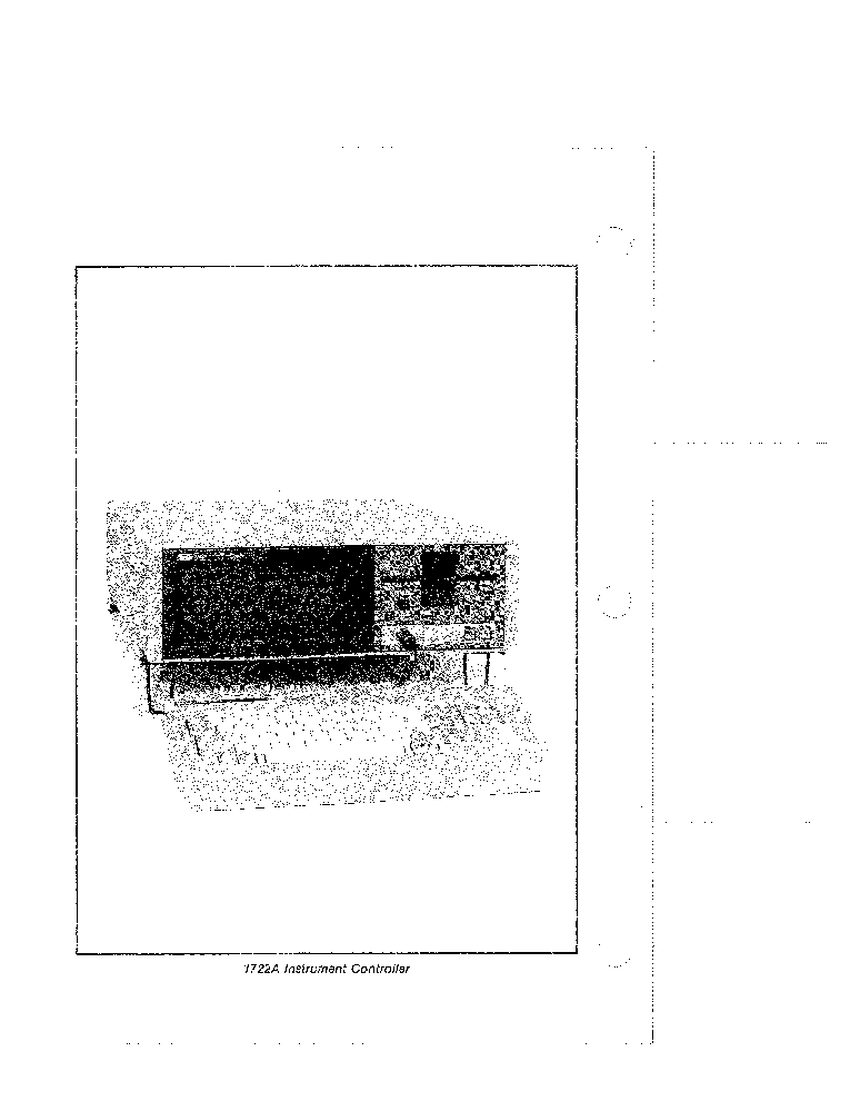 FLUKE 1722A INSTRUMENT CONTROLLER PROGRAMMING-USR 1984 SM