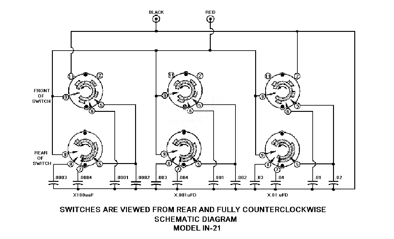 HEATHKIT IG5218 Service Manual download, schematics