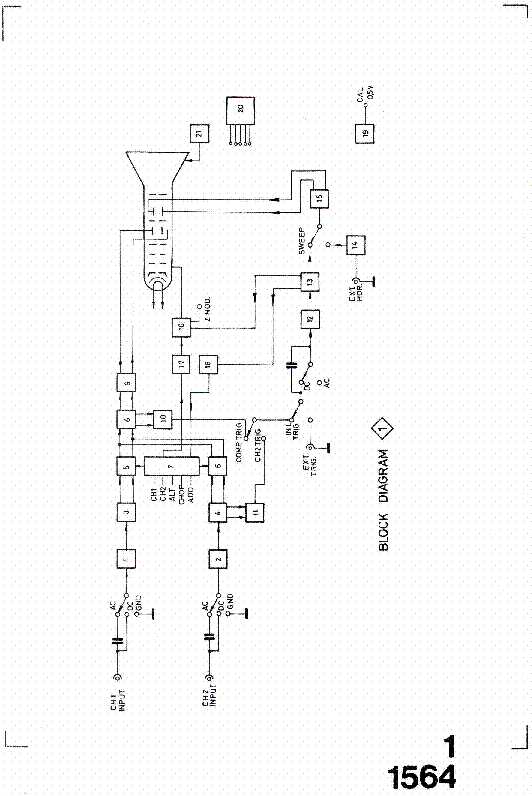 EMG TR-4660 Service Manual download, schematics, eeprom
