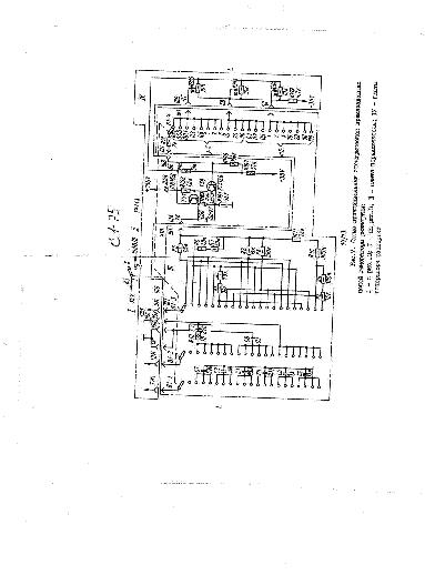 C1 94 OSZCILLOSZKOP Service Manual download, schematics
