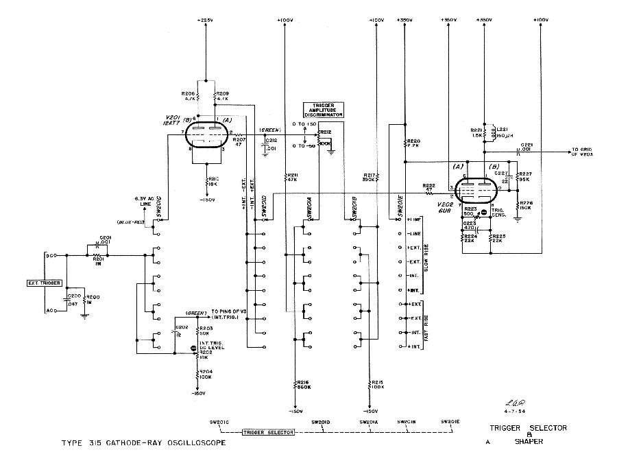 TEKTRONIX PS280 PS283 DC-POWER-SUPPLY SM Service Manual