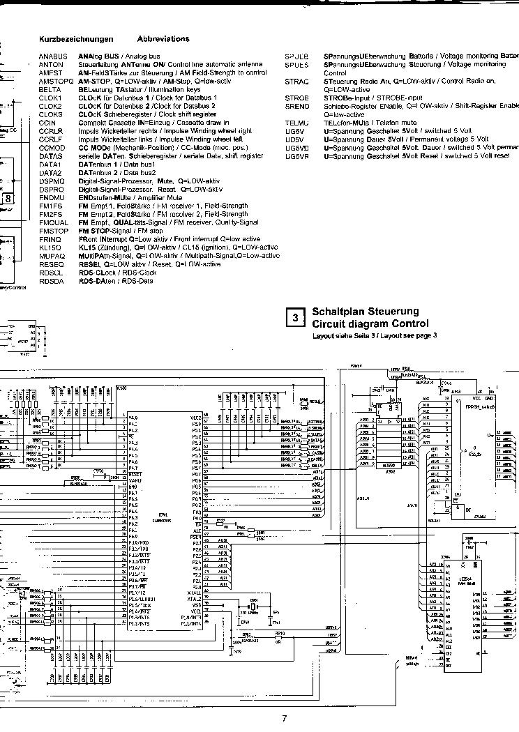 BECKER BE2010,2011 Service Manual download, schematics
