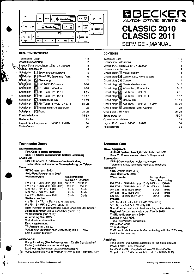 Service manual [Download Car Manuals Pdf Free 2011
