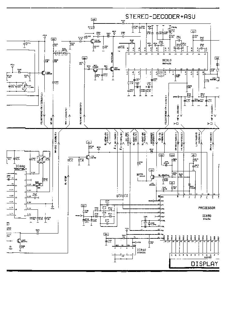 BLAUPUNKT ESSEN CR-43 SCH 1 Service Manual download